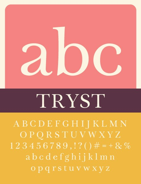 free-fonts-2014-tryst
