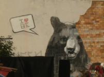 per non dimenticare che il simbolo della città è un orso?