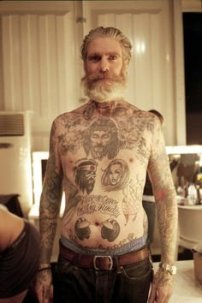 cool grandfather tattooed 3