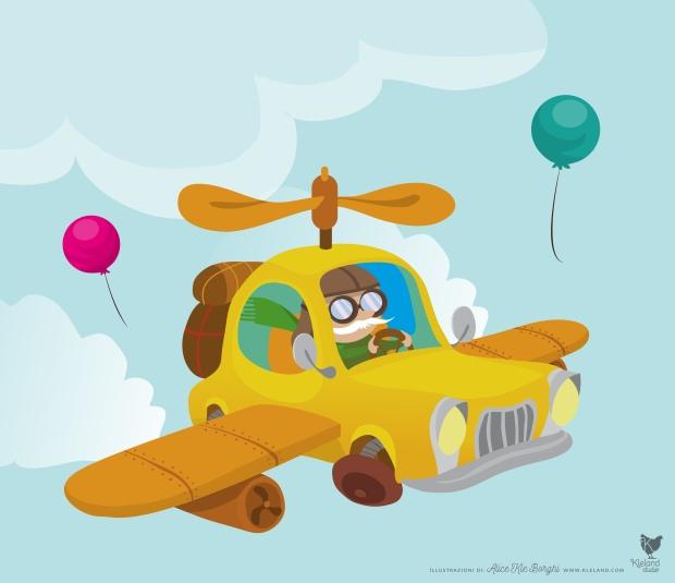 macchina volante 2