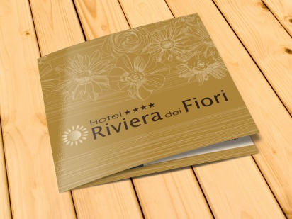 esterno brochure Hotel Riviera dei Fiori